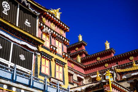 monastery: Songzanlin monastery