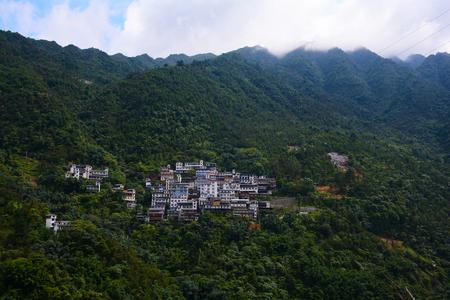 spot: Daming Mountain Scenic Spot