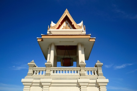 tample in thailand Stock Photo