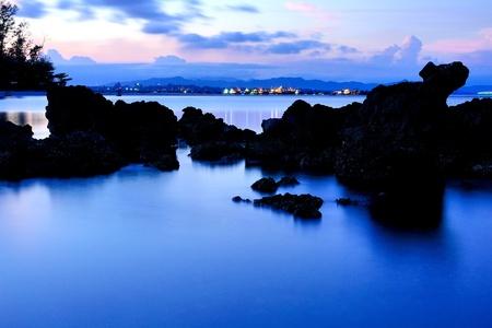 stone and the sea photo