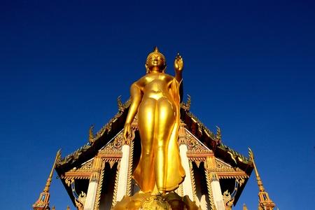 budha in thailand photo
