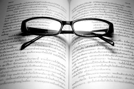 narrative: eyeglasses