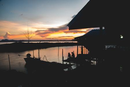 Sweet love - sunset