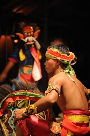 javanese: Javanese dance performance in Yogyakarta, Indonesia