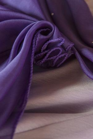 particular: close-up of a particular dress silk wedding Stock Photo