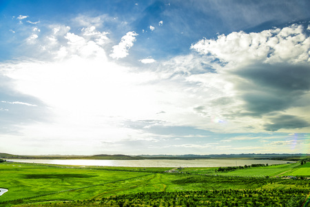 Zhangbei Grassland