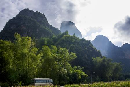 pastoral scenery: Mingshi pastoral scenery