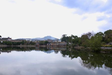 former: lu cun village pond