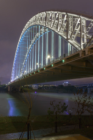 Yonghe Bridge Night view