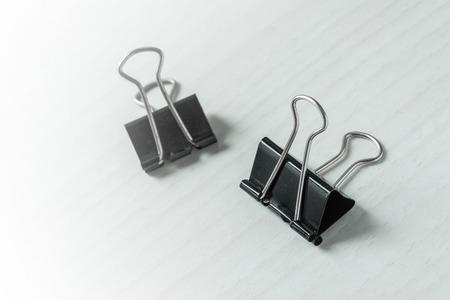 foldback: fold back clip