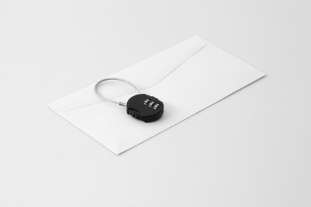 email security: email security password Stock Photo