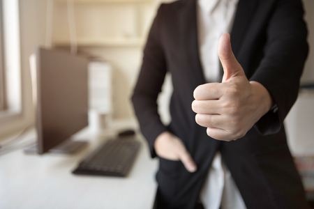 business work success thumb up deal meeting office ecommerce sme