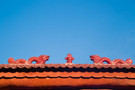 red eaves Stok Fotoğraf