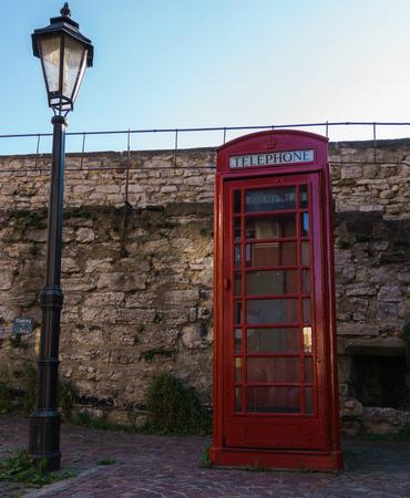 cabina telefono: Londres cabina telefónica en Alemania