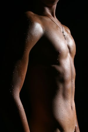 Male Body G1 Stock Photo - 542210