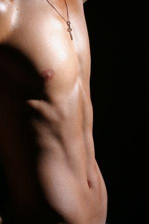 pezones: Cuerpo Masculino Desnudo G2