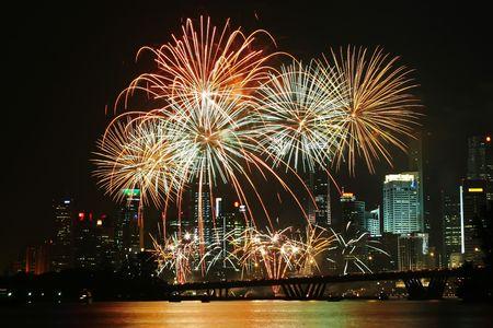 SIngapore Fireworks Festival, Team Singapore, SIngapore