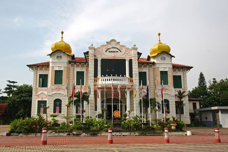 The Independence Memorial Hall, Malacca, Malaysia