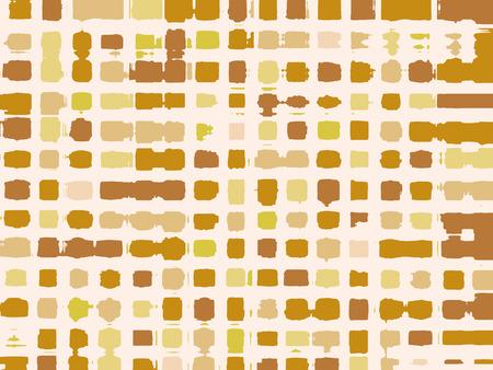 irregular shapes: Tono amarillo de fondo abstracto de formas irregulares.