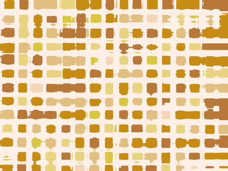 Yellow tone abstract background of irregular shapes.