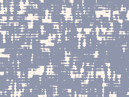 diffused: Abstract background of diffused grunge geometric elements. Illustration