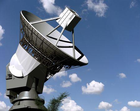 electromagnetic radiation: Space Stock Photo