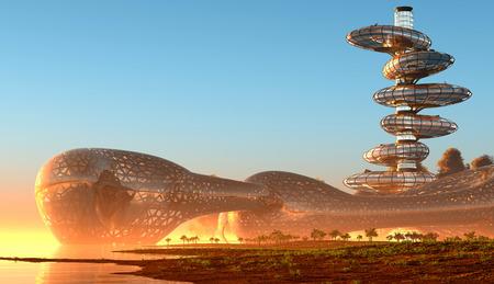 Future City aan de kust