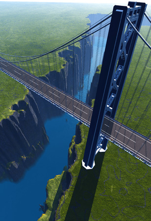 abyss: The bridge over the abyss.