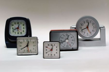 timepieces: Watches Stock Photo