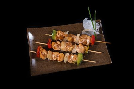 sake maki: Grilled meat