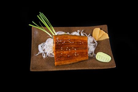 sake maki: Grilled eel