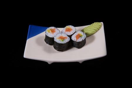 sake maki: Sushi set