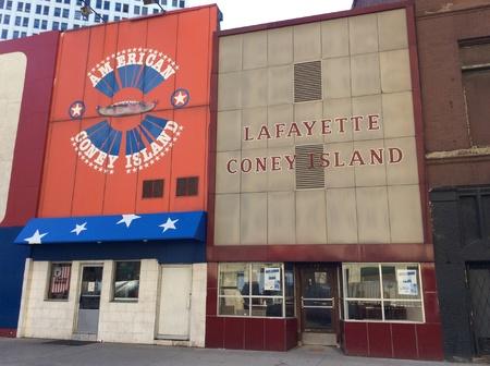 coney: Detroit Coney Island