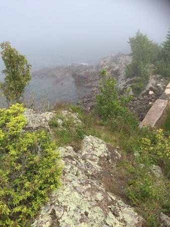 superior: Lake Superior shoreline