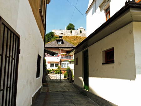 mehmed: Old town Travnik,Bosnia and Herzegovina