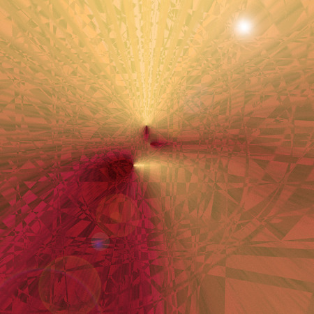 lens flare: Abstract coloring horizon gradients background with visual lens flare  effects