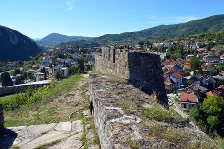 herzegovina: Travel to Europa,Jajce in the Bosnia and Herzegovina