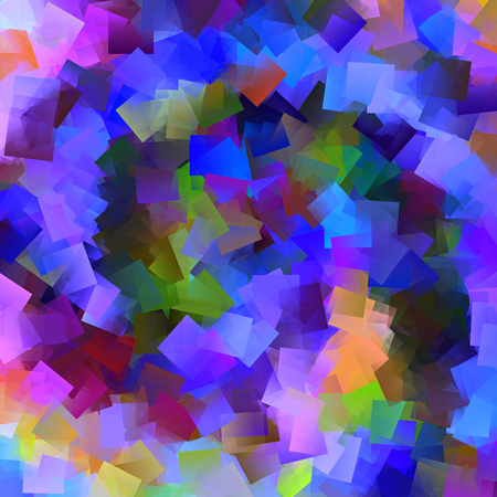Abstract coloring background of the shadows gradient with visual illusion,wave and cubism effects