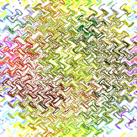 Abstract coloring background of the abstract gradient with visual cubism,wave and colored pencils effects,good for your design
