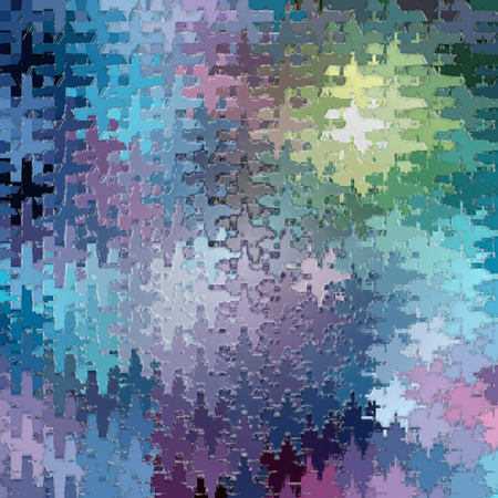 Abstract coloring background of the gradient and curved lines with visual cubism and wave effects,good for your design