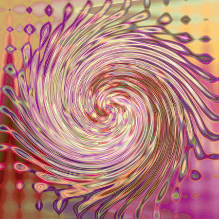 Abstract coloring background of the pastels gradient with visual wave,pinch,lighting and twirl effects,good for your project design