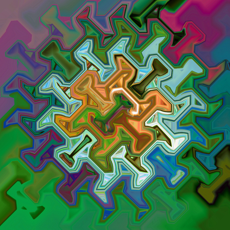 Abstrakt Färbung Hintergrund des Horizonts Gradienten mit visuellen Welle, kneifen und Lichteffekte Standard-Bild - 70842425