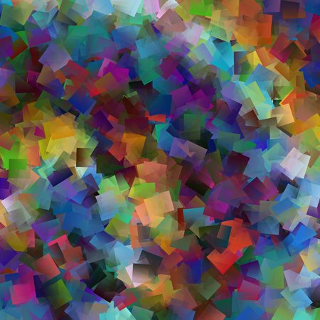 Abstract coloring background of the horizon gradient with visual wave,cubism,mosaic and lighting effects