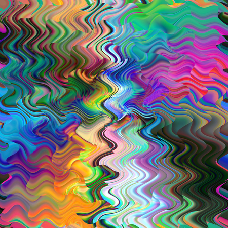 Abstract coloring background of the horizon gradient with visual mercator,wave and lighting effects,good for your design Stok Fotoğraf