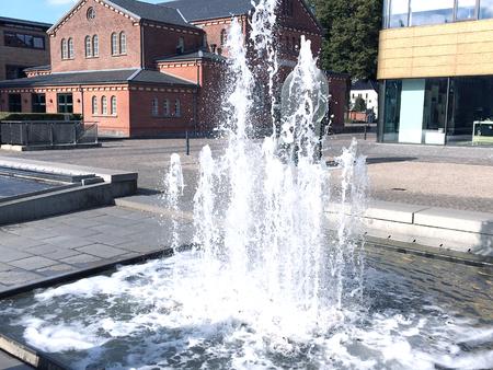 여름에는 유럽 여행, 덴마크에서는 헤르 닝 스톡 콘텐츠