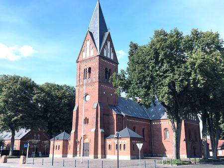여름에는 유럽으로, 덴마크에서는 Herning에.