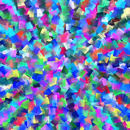 Abstract coloring background of the gradient with visual wave,cubism and lighting effects Imagens