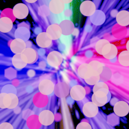 Abstract coloring background of the gradient with visual wave and lighting effects