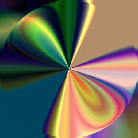 Abstract coloring background of the gradient with visual wave,pinch,spherize and lighting effects