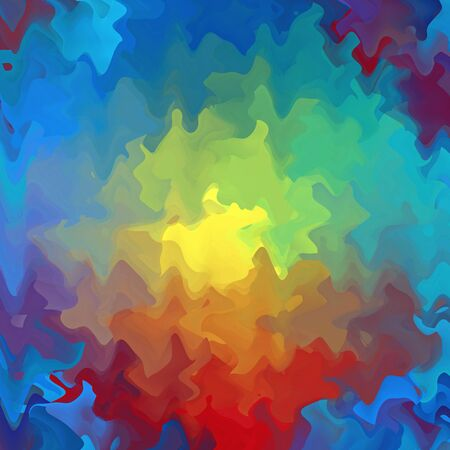 Color gradient background of the abstract geometric shape.Cool background design for posters........ Stock fotó